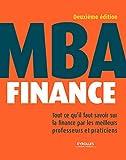 MBA Finance - Tout ce qu'il faut savoir sur la finance par les meilleurs professeurs et praticiens