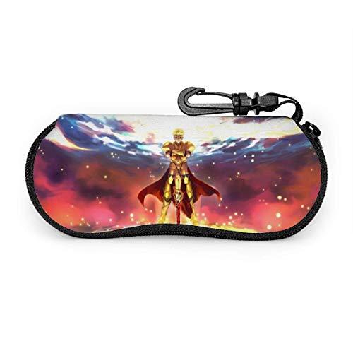 Fate/Grand Order - Funda impermeable con mosquetón para gafas de seguridad con...