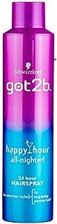 Schwarzkopf got 2 b happy hour 24 hour hair spray 300 ml