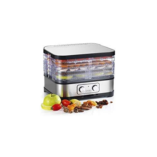 Kitchen chef - secco.5.meca - D'shydrateur fruits et l'gumes 5 plateaux 400w