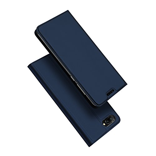 DUX DUCIS Cover Huawei Honor 10,Flip Folio Case [Supporto Stand] [1 Slot Carte] [Magnetica] [TPU Bumper] Ultra Slim Full Body...