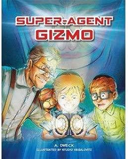 Super-Agent Gizmo - A Comic
