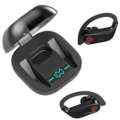 ZSHWP Bluetooth Headset Wireless mit mikrofon Noise Cancelling Stereo kopfhrer Faltbare drahtlose handsfree Handy wasserdicht kabellos freisprech Office Fahren