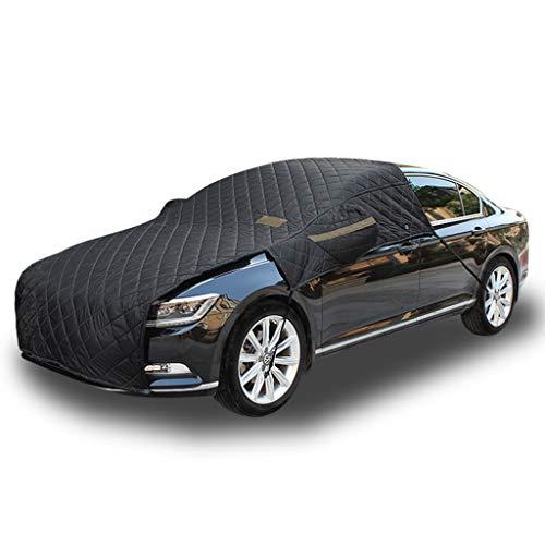 SUN-Feng Car-Cover, Lengthen draagbare sneeuwdeken toevoegen katoen volledige bescherming anti-ijs scherm cover voor alle weersomstandigheden auto SUV voorruit ijsbedekking