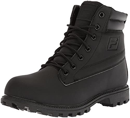 Fila Men& 039;s Watersedge 17 Hiking Stiefel, schwarz, 7 Medium US