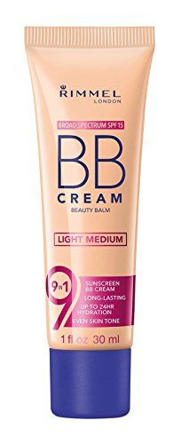 Rimmel London Match Perfection BB Cream Foundation 3 Light Medium - 41 g