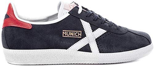 Munich BARRU, Zapatillas Unisex Adulto, Azul (Azul Marino 45), 45 EU