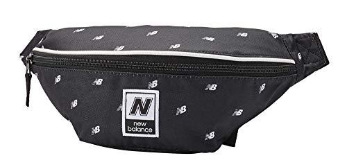 New Balance Herren und Damen Classic Waist Pack – AOP, Black Multi