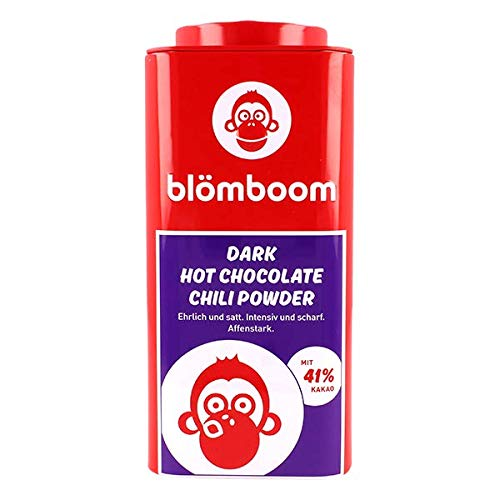 blömboom – Chocolate – blömboom – Blömboom – Dark Hot Chocolate Chili Powder 200g