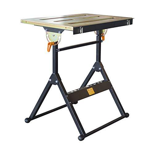 Buffalo Tools WDTB Adjustable Welding Table