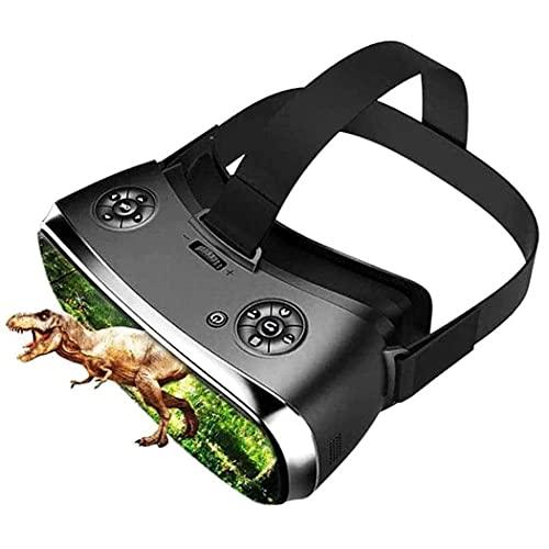 Gafas VR 3D Todo En Uno Auriculares De Realidad Virtual Independientes Gafas Inteligentes Auriculares para PC VR Box S900 3G 16GB PS 4 Xbox 360 One 2 K HDMI Nibiru Android 5.1 Pantalla 2560 * 1440
