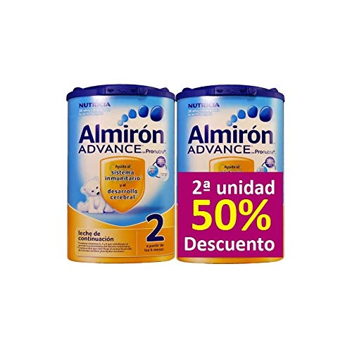 Almiron 173274 Advance 2 Bipack 2 x 800 gr