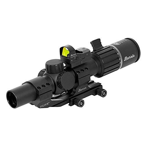 Burris Optics RT-6 Riflescope 1-6x24mm Kit - Scope, Fastfire, PEPR Mount, 200475, Black