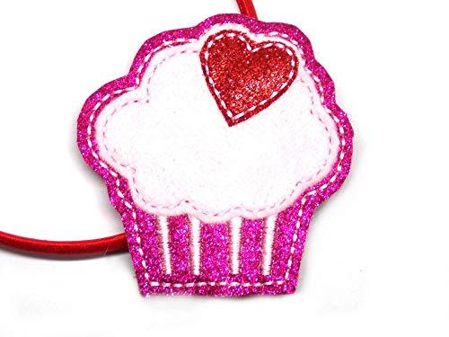 Haarreif Diadem Haarschmuck für Kinder Mädchen Muffin Geschenk und Dekoration Kostüm und Verkleidung