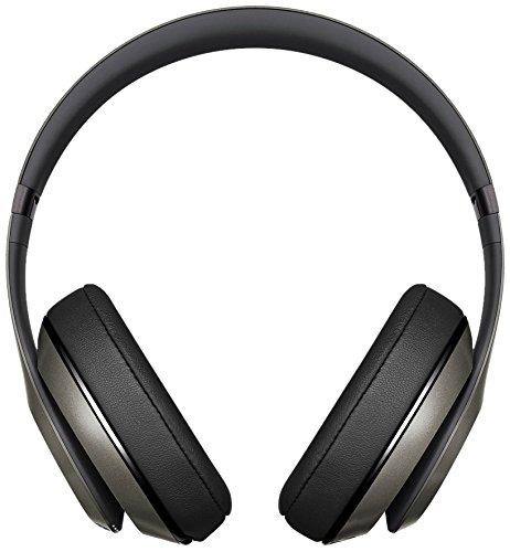 Beats by Dr. Dre Studio 2.0 Cuffie Over-Ear, Titanio