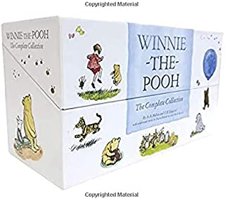 Winnie-the-Pooh: The Complete Collection [30 Volume Gift Set]