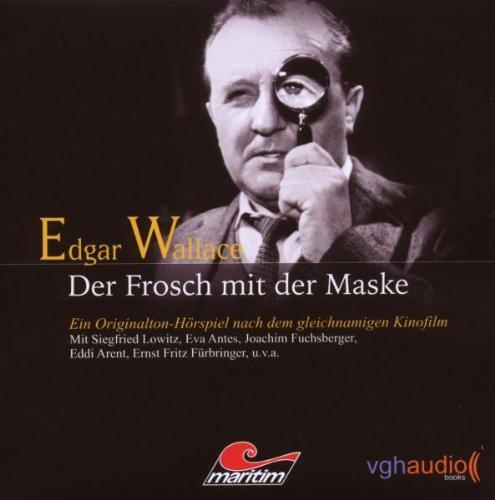 Edgar Wallace (01) - Film Edition - Der Frosch mit der Maske