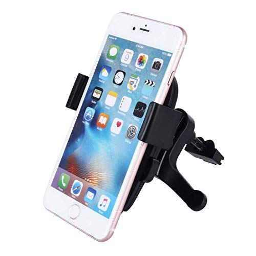 Autotelefoon houder Car Air Outlet Mobile Phone Holder Navigation Bracket 360 graden draaibare Mobile Phone Holder, for smartphones Het is veiliger om de telefoon met de auto te bean
