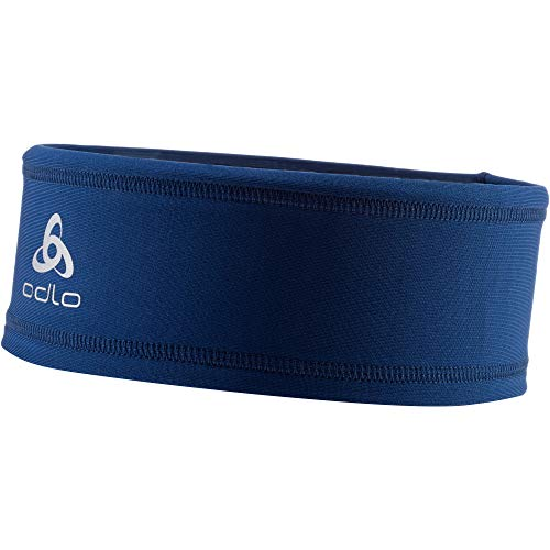 Odlo Headband Polyknit Light Stirnband, Estate Blue