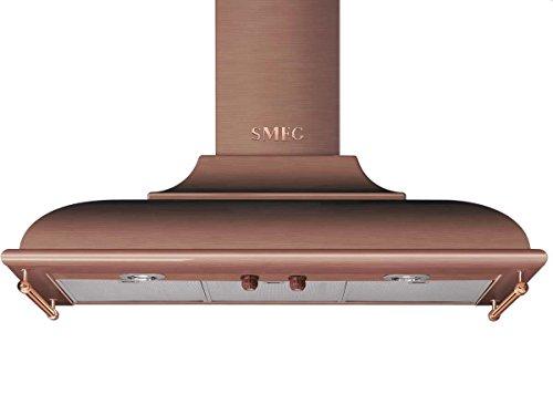Smeg KC19RAE - Campana (788 m³/h, Canalizado, A, A, C, 70 dB)