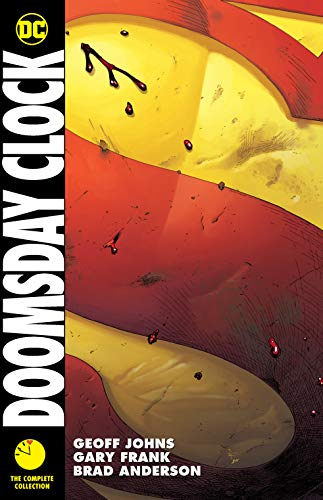 Doomsday Clock: The Complete Collection (Paperback)  $23 at Amazon