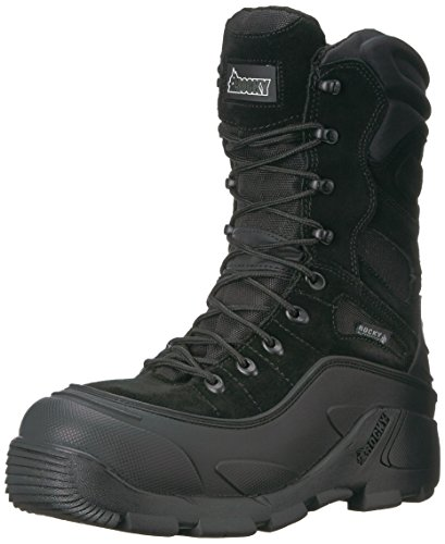 rocky water proof work boots - 8