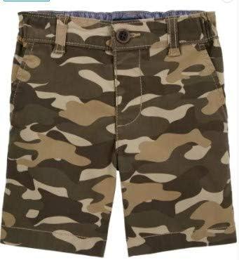OshKosh B'Gosh Camo Stretch Chino Shorts