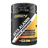 Beta Alanina - 500 g de polvo puro sin aditivos - +99% de pureza - 100% aminoácido Beta Alanina - Vegano