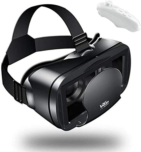 N brand ETVR 3D VR Box Google Cardboard Immersive Virtual Reality Headset Movies Games Glasses product image