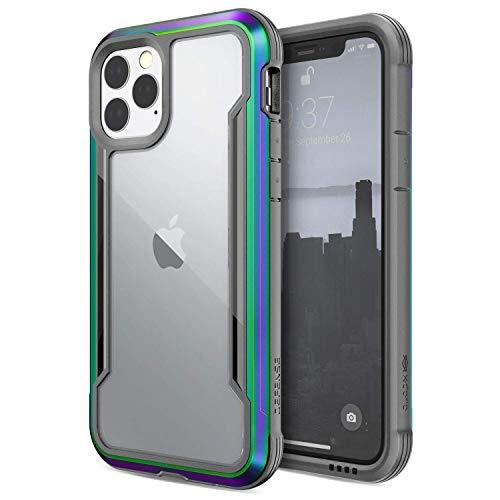 X-Doria 2019 nuevo iPhone 11 Pro Max funda protectora defense Shield Series funda para Apple iPhone 6.5 pulgadas, prueba de caída de grado militar, 3 colores