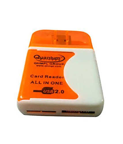 QUANTUM Multi Card Reader - (All In One Series by QHMPL Group)...