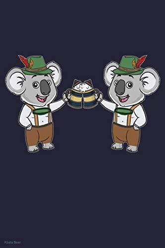 Koala Beer: Koala Traditional German Beer Pretzel & Schnitzel Journal