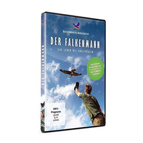 Der Falkenmann - Ein Leben mit Greifvögeln (Dokumentation)