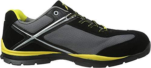 GoodyearGYSHU1511, Zapatillas de Seguridad Hombre, Negro (Black), 41 EU