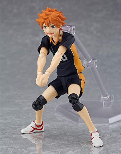 Animation Figure, Haikyuu!! Premium Figure, Model, Anime Game Model Figure, Anime Figure Hinata Shoyo, PVC Toy Statue 16 cm
