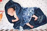 Tie Dye baby Blanket, Customized baby blanket, Newborn gift, Baby Decor, Baby Shower Gift, Nursery Crib