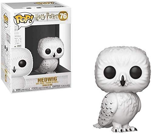Finoo Original Funko Pop Harry Potter Colletion Vinyl Action Figur beweglich OVP Spielzeug Sammelfiguren - Eule Hedwig