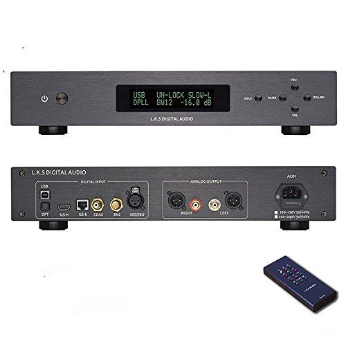 L.K.S Audio MH-DA004 Dual ES9038pro DAC DSD USB Version