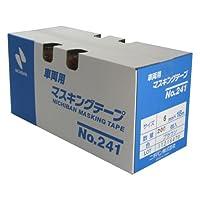 ニチバン 車輌用マスキングテープ 6ミリ×18M 220巻入