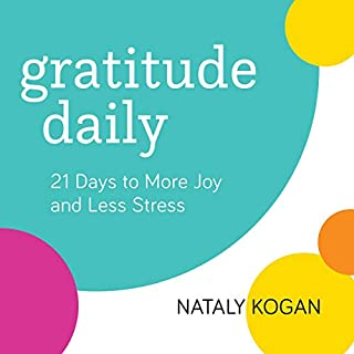 Gratitude Daily audiobook cover art