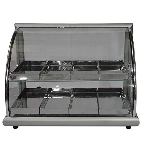 Estufa para Salgados 8 bandejas Aluminio - Alsa (127)