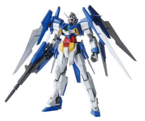 Bandai Model Kit Gundam - Maquette - MG 1/100 - Age-2 Normal, 176938