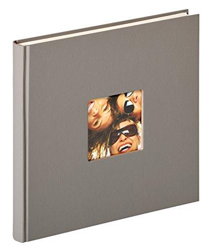 walther design FA-205-X Designalbum Fun, grau, 26 x 25 cm