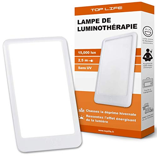 Lámpara de Luminoterapia 15000 lux -...