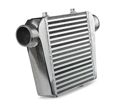 Frostbite Performance Cooling Universal Air To Air Intercooler 11 X 12 X 3 Natural