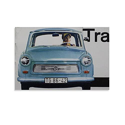 Thurnuk Trabant Poster, dekoratives Gemälde, Leinwand, Wandkunst, Wohnzimmer, Poster, Schlafzimmer, Malerei, 20 x 30 cm