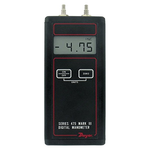Dwyer Series 475 Mark III Handheld Digital Manometer