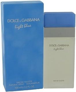 Light Blue by Dolce & Gabbana for Women Eau de Toilette 100ml