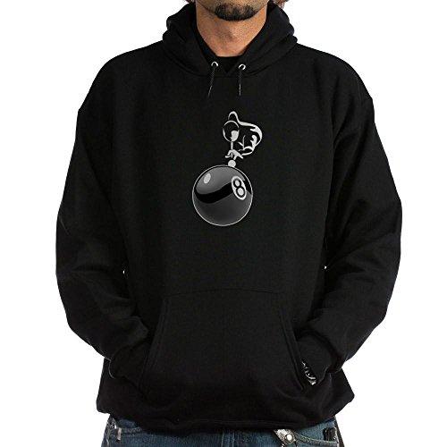 CafePress Winning Shot – Pullover Hoodie, Kapuzen-Sweatshirt Gr. XXX-Large (+$3.00), Schwarz
