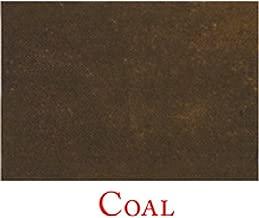 Conspec 4-oz COAL Liquid Color dye for Concrete, Sample Size Mix w/Water, User & Eco-Friendly Semi-Transparent Contractor Grade Cement Stain, Heritage Color gives concrete a Patina Vintage Look